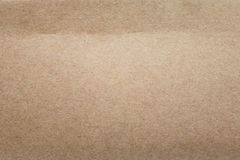 Cardboard texture background. Surface of old paper. Carton material. stock photography