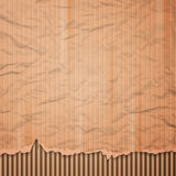 Cardboard texture background Royalty Free Stock Photography