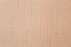 Cardboard texture. Brown cardboard texture closeup.Cardboard texture or background Stock Photo