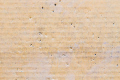 Cardboard texture with creases Royalty Free Stock Images