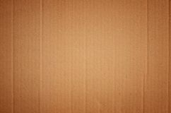 Cardboard texture Stock Image