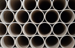 Cardboard Tubes BAckground Stock Images