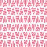 Carde al día de tarjetas del día de San Valentín Imagenes de archivo