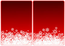 carde Noël Image stock