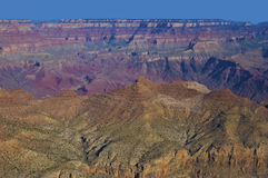 Cardenas Butte, Grand Canyon Royalty Free Stock Images