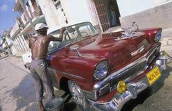 CARDENAS DE L'AMÉRIQUE CUBA Images stock