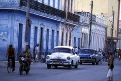 CARDENAS DELL'AMERICA CUBA Fotografia Stock Libera da Diritti