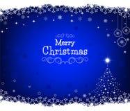 cardez la salutation de Noël Photographie stock libre de droits