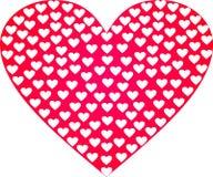 cardez le valentine Photos libres de droits
