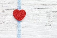 Cardez pour le jour de valentines Images stock