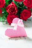 Cardez pour le jour de valentines - jour de mères - amour Photo stock