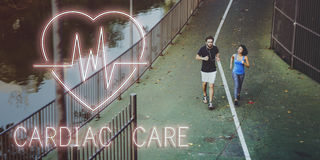 Cardiac Cardiovascular Disease Heart Graphic Concept Royalty Free Stock Photo