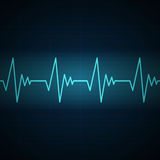Cardiac Frequency Stock Photography