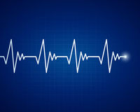 Cardiac Frequency Stock Images