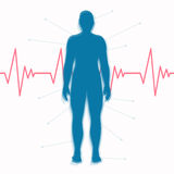 Cardiac Frequency Stock Image