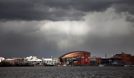 Cardiff Bay Stock Photography