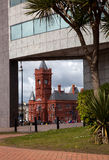 Cardiff Bay Stock Photos