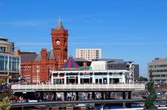 Cardiff Bay Stock Photos