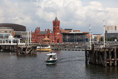 Cardiff Bay Stock Images