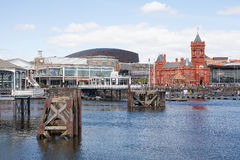 Cardiff Bay Wales Stock Photography