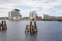 Cardiff Bay Wales Stock Photo