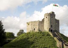 Cardiff castle 2 Stock Photos