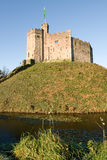 Cardiff castle 2 Royalty Free Stock Images
