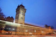 Cardiff  Castle Stock Images