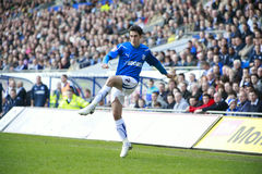 Cardiff City FC - Peter Whittingham Royalty Free Stock Photography