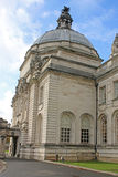 Cardiff City Hall Royalty Free Stock Images