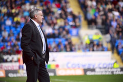 Cardiff City Manager - Dave Jones Stock Images