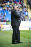 Cardiff City Manager - Dave Jones Royalty Free Stock Photos