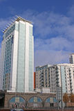 Cardiff City Wales Stock Image