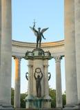 Cardiff-Kriegdenkmal Lizenzfreies Stockbild