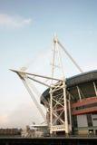 cardiff milenium stadium Obrazy Stock