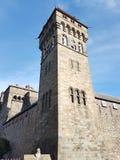 Cardiff-Schloss Lizenzfreie Stockbilder