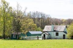 CARDIFF/UK - APRIL 19 : Maestir School at St Fagans National His Stock Photos
