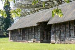 CARDIFF/UK - APRIL 19 : Stryd Lydan Barn at St Fagans National M Stock Photos