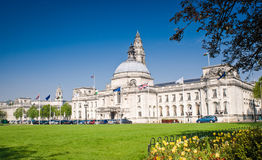 Cardiff views Stock Photography