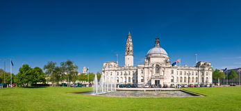 Cardiff views Stock Photos