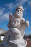 CARDIFF, WALES - 23. MÄRZ: Ansicht Scott Antarctic Memorials Lizenzfreie Stockbilder