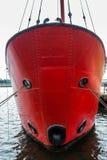 CARDIFF, WALES/UK - 16 NOVEMBRE : Vue partielle du bateau-phare 2000 Photo libre de droits