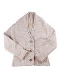 Cardigan di lana Immagine Stock