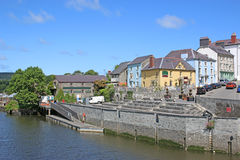 Cardigan, Wales Royalty Free Stock Images
