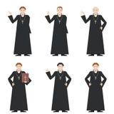 Cardinal - Catholic priest Royalty Free Stock Image