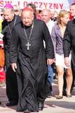Cardinal Dziwisz Stock Images