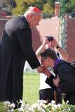 Cardinal Dziwisz Stock Photos