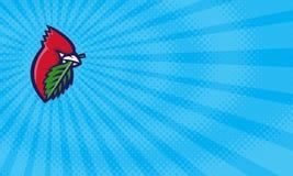 Cardinal Lawns Business card Stock Image
