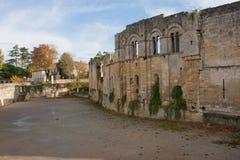 The Cardinal Palace of St. Emilion Stock Photography