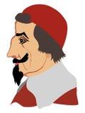 Cardinal Richelieu 图库摄影